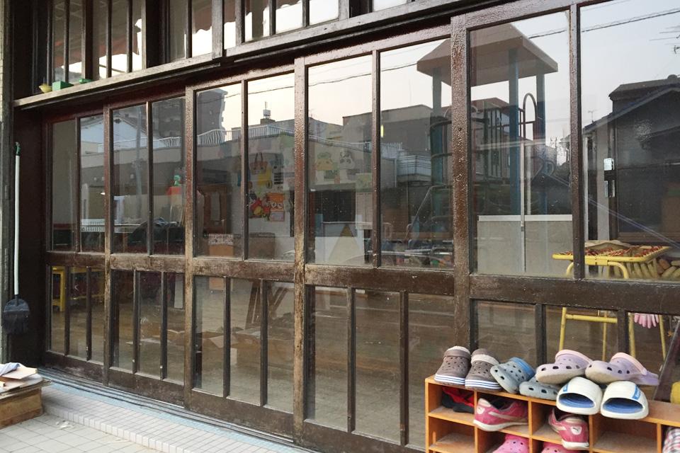名古屋市港区 歴史ある建具のリフォーム