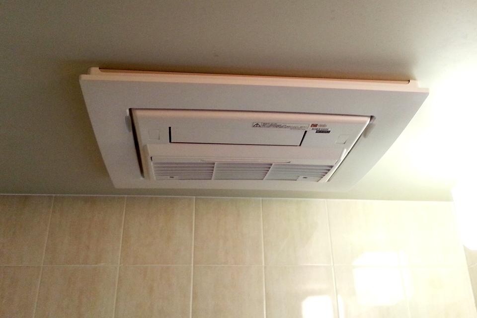 名古屋市天白区 浴室暖房乾燥機取替