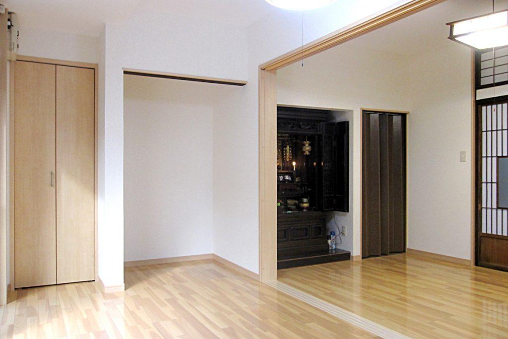 名古屋市昭和区 3世代同居のリノベーション