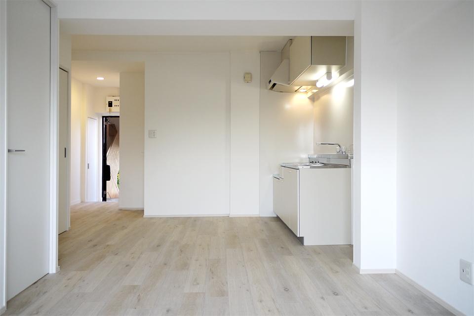 名古屋市南区 賃貸入居率アップリフォーム