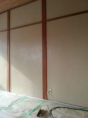 名古屋市昭和区 聚楽壁塗り替え工事 Part2 – 完成