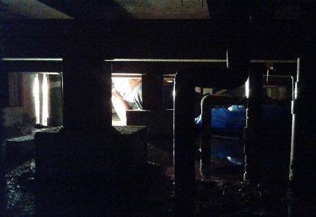 名古屋市昭和区 漏水修理 Part1 – 床下に溜まった水