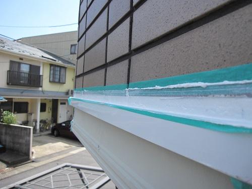 名古屋市昭和区AM様邸 外壁リフォーム Part3 – シーリング工事