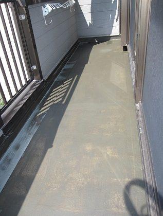 名古屋市瑞穂区HK様邸 防水工事 Part2 – 下地処理・防水材