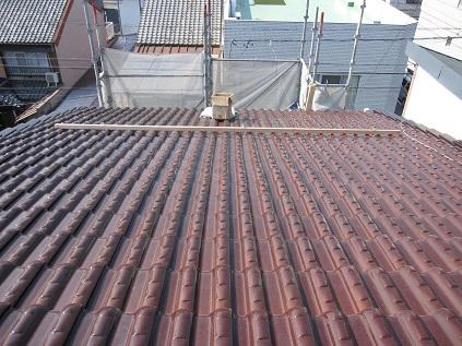 名古屋市昭和区IH様邸 屋根雨漏れリフォーム Part1 – 屋根改修