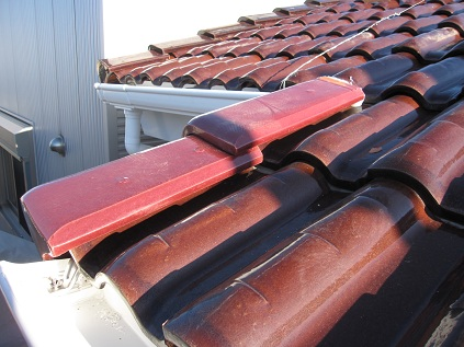 名古屋市昭和区IH様邸 屋根雨漏れリフォーム Part4 – 屋根修繕完了