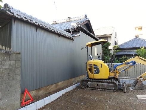 名古屋市昭和区 外壁・ハンガーフック・収納建具