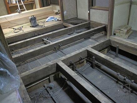 名古屋市昭和区TH様邸 戸建リノベーション 第一期Part1 – 解体工事