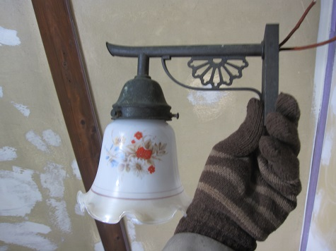 名古屋市昭和区TH様邸 戸建リノベーション 第一期番外編 – 照明器具