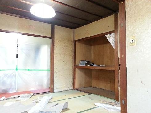 名古屋市瑞穂区YI様邸 戸建リノベーション Part1-工事開始