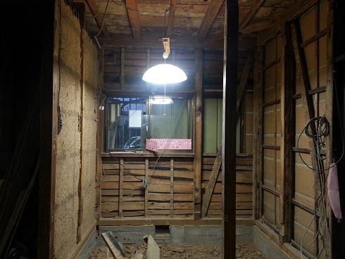名古屋市瑞穂区YI様邸 戸建リノベーション Part2-解体
