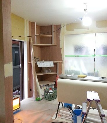 名古屋市瑞穂区YI様邸 戸建リノベーション Part4-収納