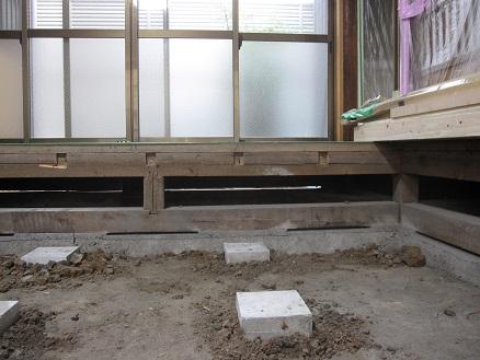 名古屋市昭和区TH様邸 戸建リノベーション 第二期Part4-造作工事