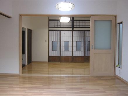 名古屋市昭和区TH様邸 戸建リノベーション 第二期Part7-完了