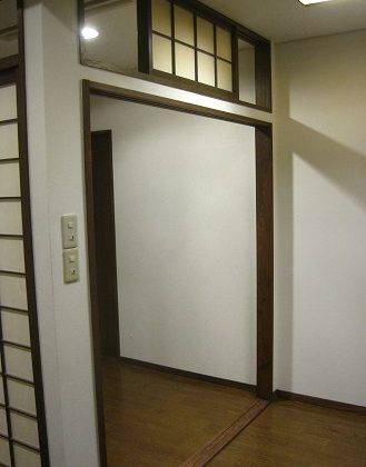 名古屋市昭和区O様邸 間仕切り壁・手すり取付工事