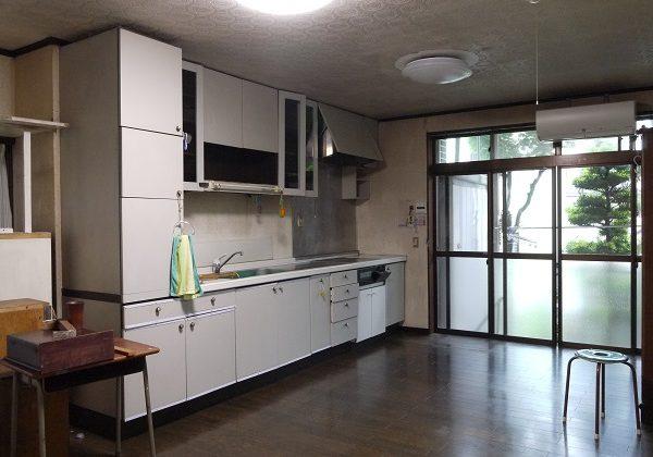 名古屋市瑞穂区HK様邸 ダイニングキッチン・トイレリフォーム Part1-現場開始