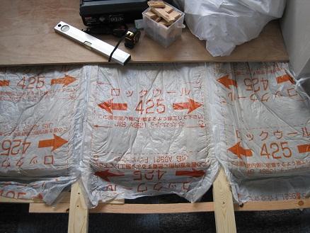 名古屋市昭和区 エイトワークス オフィスリフォームPart3 – 床断熱工事