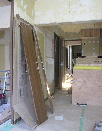 名古屋市瑞穂区KG様邸 マンションリノベーション Part18 – 建具
