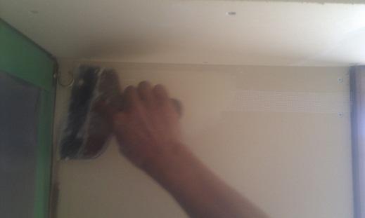 壁紙を貼る前の下地処理について