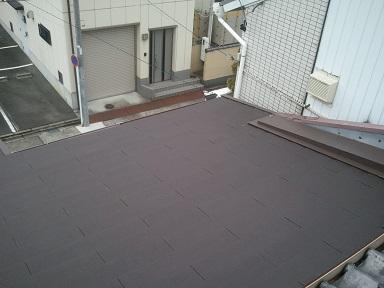 名古屋市昭和区 雨漏り修理Part5 – 完成