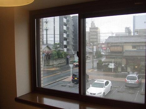 名古屋市 プラマード(内窓)取付工事