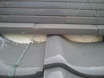 名古屋市昭和区A様邸 外壁塗装・屋根漆喰修理Part3 – 漆喰