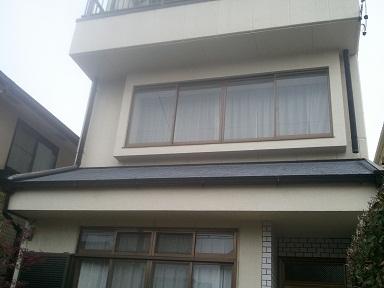 名古屋市昭和区 雨どい修理工事