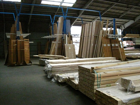 木材選定について