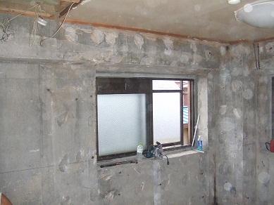 名古屋市瑞穂区MY様邸 マンションリノベーションPart4 – 壁解体