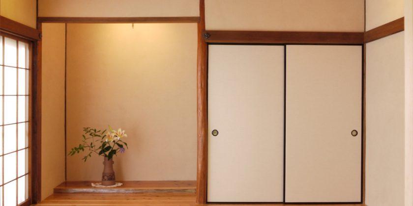 名古屋市瑞穂区 先代の思いを受け継いだ純和風の家